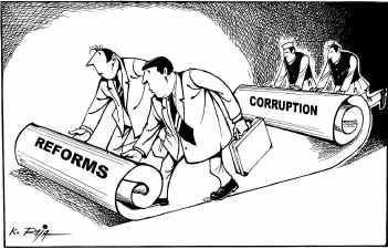 Антикорупційні міфи